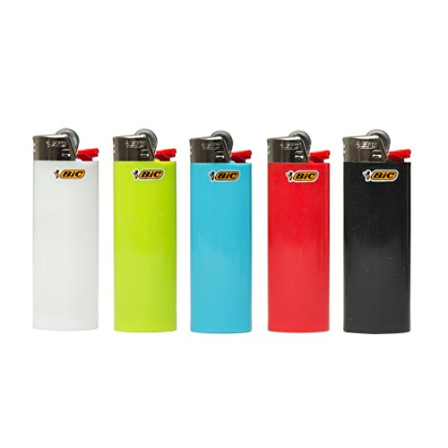 Price comparison product image BIC Lot of 5 Mini Multi-colour Lighter Lot