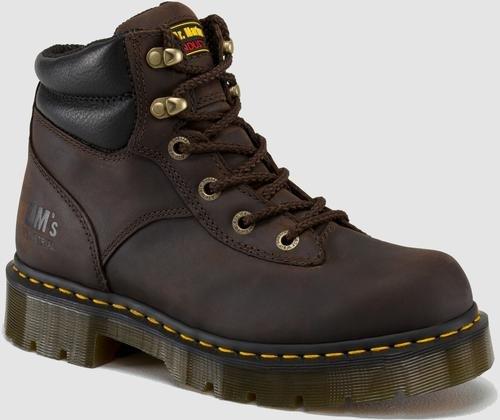 Dr. Martens Men's Gaucho Burnham NS 6 Tie Boot 7 F(M) UK by Dr. Martens