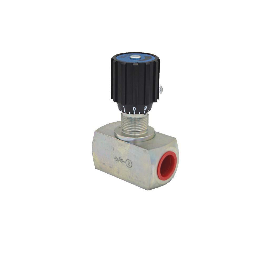 NDV-DN12-1//2NPT-13 A MHA-ZENTGRAF Steel NDV Flow Control Valve 350 BAR 1//2NPT