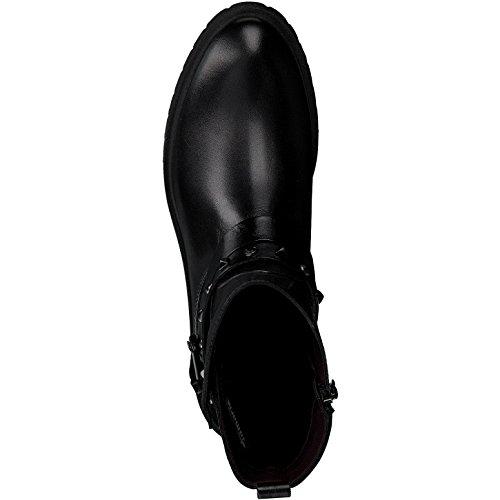 Bottes Noir 25480 Tamaris 31 Femme Pour af4SqE