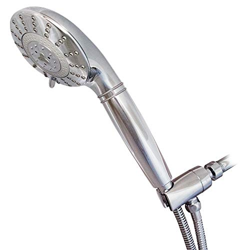(Sprite HE7-CM Hand Held Pure 7 Setting Shower Filter, Single Unit, Chrome)