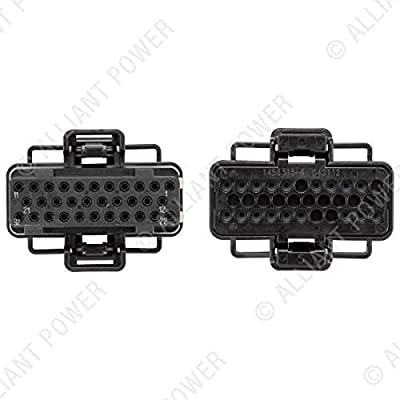 Fuel Injection Control Module (FICM) Connector for Ford PowerStroke 2003-2007 6.0L F Series & Excursion, 2004-2010 6.0L E Series, 2006-2010 4.5L LCF: Automotive