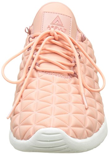Asfvlt Unisex-Erwachsene Speed Sneaker Rose (Naked Pink Triangle)