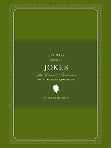Ultimate Book of Jokes: The Essential Collection of More Than 1,500 Jokes cover
