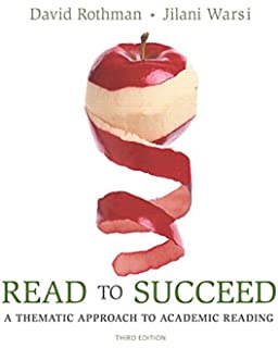 Read to succeed a thematic approach to academic reading 2nd read to succeed a thematic approach to academic reading plus mylab reading with pearson etext fandeluxe Image collections