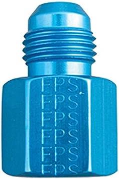 Fragola Performance Systems 491982-BL #8 Female X 14Mm X 1.5 O-Ring Seal Black