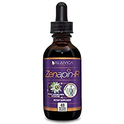 Zenapin-IR is a fast-acting and all-natural calming remedy in liquid form. Rather than a capsule that can take an hour to digest, liquids get to work right away and absorb in minutes so you don't have to toss and turn waiting for it to take affect. T...