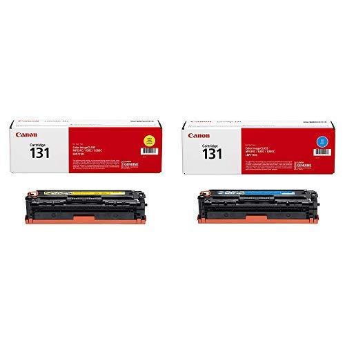 Toner Original CANON 131 ImageClass MF-624C 628C 8280C LBP-7110C (Yellow) y 131 - Cyan