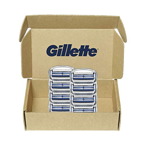 Gillette SkinGuard Men's Razor Blade Refill for Sensitive Skin, 8 Blade Refill