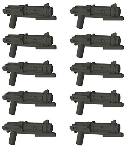Star Wars Weapon (Little Arms Weapon Set - 10x Clone Blaster - for LEGO Star Wars Figures)