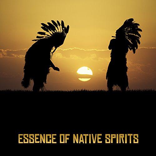 Essence of Native Spirits: Healing Native American Flute and Drums, Shamanic Sleep Journey, Ethnic Meditation, Indian Healing Trance