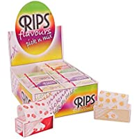 6 FLAVOR ROLLING PAPERS 6 Pick N Mix Rips Rolling Papers 6 Diffrent Flavors - by Velson