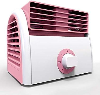 Mini ventilador de aire acondicionado, refrigerador de aire for ...