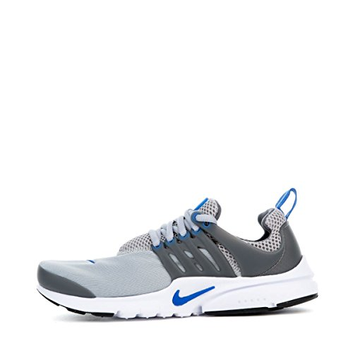 NIKE Presto (GS) Wolf Grey/Game Royal-Dark Grey-Black - Buy Online in UAE.  | Apparel Products in the UAE - See Prices, Reviews and Free Delivery in  Dubai, ...