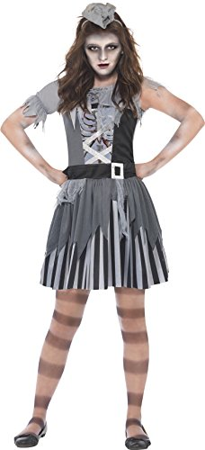 Smiffy's Ghost Ship Pirate Women's Costume Medium US 10-12