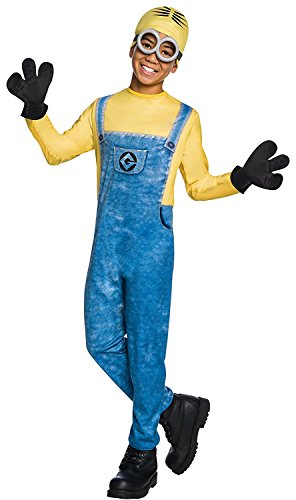 [Rubie's Costume Despicable Me 3 Child's Dave Minion Costume, Multicolor, Medium] (3 Family Costumes)