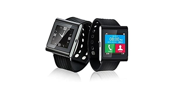 NERLMIAY Smartwatch D6 1.54 & # 8243; Pantalla, Bluetooth ...