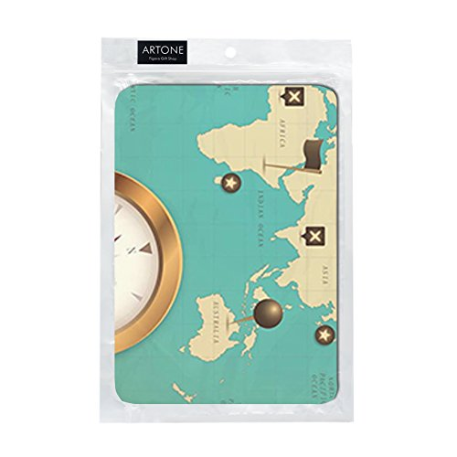Artone world map washable spandex travel luggage protector baggage save gumiabroncs Gallery