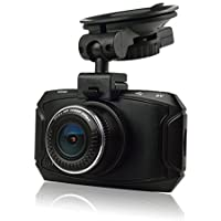 Intcrown C301 Ambarella 2.7 Dashboard Camcorder Car Dash Camera Car Video Recorder Car DVR 1920*1080p 30fps G Sensor GPS 170 Degree Wide Angle Lens (DVR)