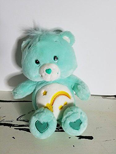 Care Bears Sing-A-Long Friends Wish Bear Plush Toy]()