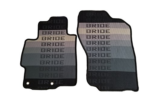 2008-2015 Bride Fabric Custom Fit Mitsubishi Lancer Evolution X 10 Floor Mats Interior Carpets LHD