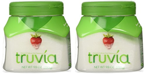 (Truvia Nature's Calorie Free Sweetener Sugar Bowl Size Pack 9.8 Ounces (Pack of 2))