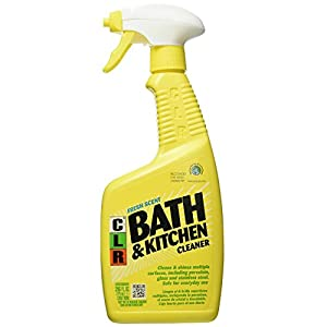Clr Enhanced Bathroom And Kitchen Cleaner Home Kitchen