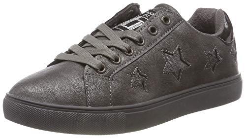 Dockers by Gerli Women's 38pd209 Low-Top Sneakers, Grey (Dunkelgrau 220), 6 UK 6 UK
