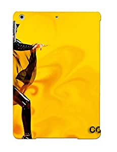 Defender Case For Ipad Air, Coco Rocha In Catwomen Pattern