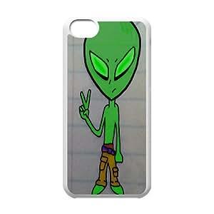 iPhone 5C Phone Case Alien H8C8879393