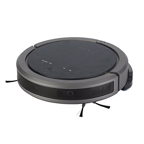 COVER All-in-One Robotic Vacuum with Wet/Dry Mop Module