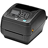 Zebra ZD500 Direct Thermal/Thermal Transfer Printer - Monochrome - Desktop - Label Print - 4.09 Print Width - 6 in/s Mono - 203 dpi - 128 MB - USB - Serial - Parallel - (Certified Refurbished)