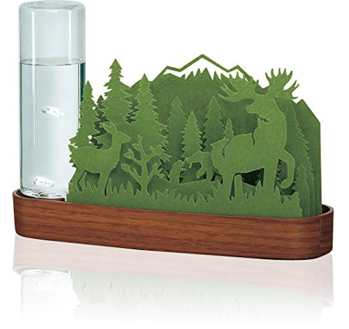 ECO humidifier That Does not use Electricity-Forest Green
