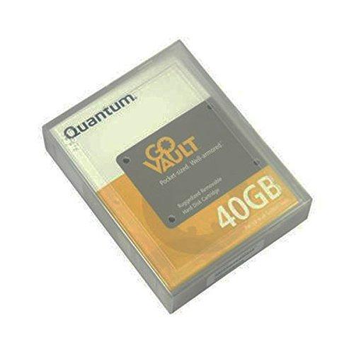 (Quantum GoVault Cartridge Hard Drive With Docking Station - 40GB - 5400rpm - Internal)