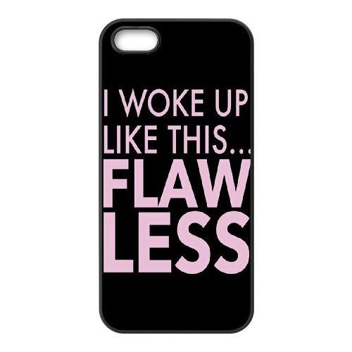 Beyonce 001 coque iPhone 4 4S cellulaire cas coque de téléphone cas téléphone cellulaire noir couvercle EEEXLKNBC23557