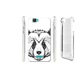 FUNDA CARCASA PANDA INDIAN PARA WIKO RAINBOW