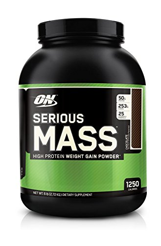 Optimum Nutrition Serious Mass Chocolate 6 Pound