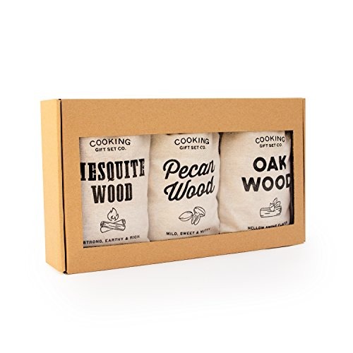 Cooking Gift Set | BBQ Smoker Wood Chip Variety Pack Refill  sc 1 st  Importitall & Cooking Gift Set | BBQ Smoker Wood Chip Variety Pack Refill - Import ...