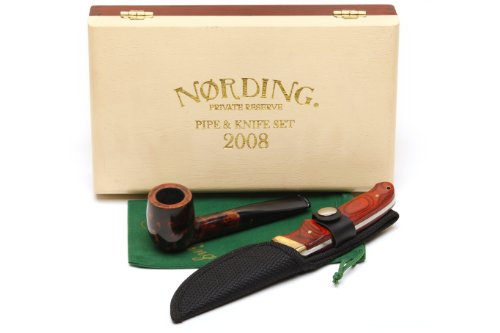 Nording Private Reserve Pipe Knife Set 2008 Tobacco Pipe