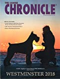 The Canine Chronicle, February 2018, Volume 43, Number 2: Westminster 2018