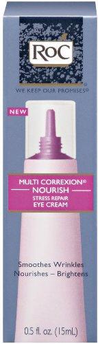 RoC Correxion multi stress réparateur pour les yeux Crème, 0,5 once