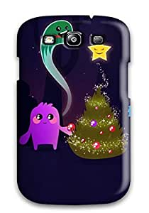 Hot Tpye Christmas 2011 Case Cover For Galaxy S3