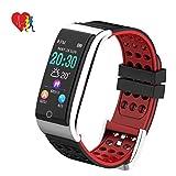 Smart Bracelet, Fitness Tracker, GPS, Swimming, IP68 Waterproof, Tracker Bracelet with Sleep Monitoring