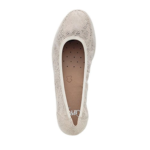 Caprice 22152, Bailarinas para Mujer Weiß