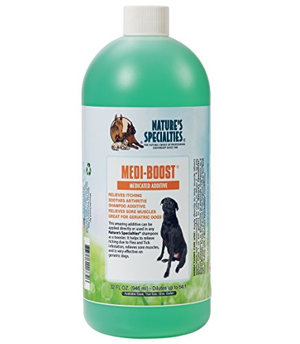Nature's Specialties Medi-Boost Additive and Medicated Booster for Pets, 32-Ounce by Nature's Specialties Mfg