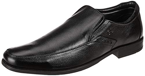 Extacy By Red Chief EXT123 Men's Black Formal Leather Shoes