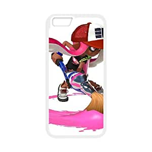 iPhone 6 4.7 Inch Cell Phone Case White Splatoon VIU983827