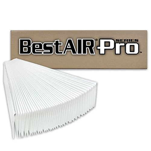 (BestAir Pro SGMPR-2 Space-Gard Filter (Pack of 4))