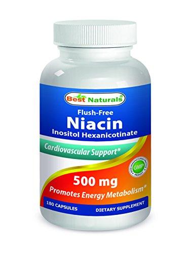 natural niacin - 3