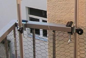 Holly Stabielo sunshade 59SC - Soporte de fijación de red para gatos, sin varillas, sin red, ...